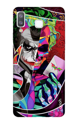 Color Pop Joker Samsung Galaxy A8 Star Cases & Covers Online