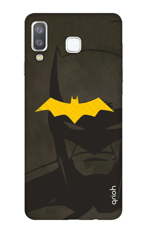Batman Mystery Samsung Galaxy A8 Star Cases & Covers Online