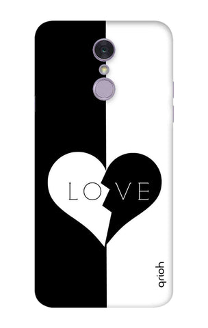 Love LG Q7 Cases & Covers Online