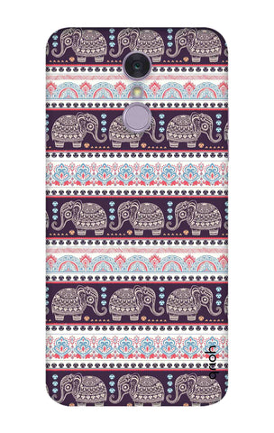Elephant Pattern LG Q7 Cases & Covers Online