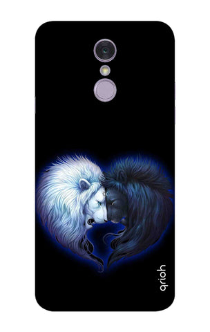 Warriors LG Q7 Cases & Covers Online