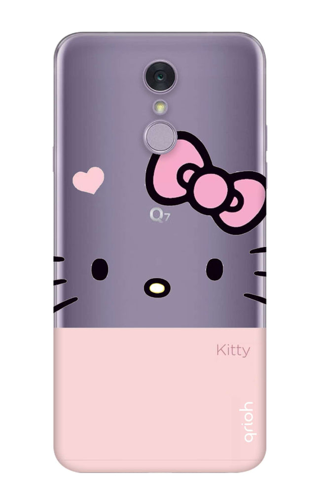 buy online f1a8f ec8d8 Hello Kitty Case for LG Q7