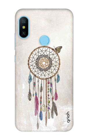 Butterfly Dream Catcher Xiaomi Redmi 6 Pro Cases & Covers Online