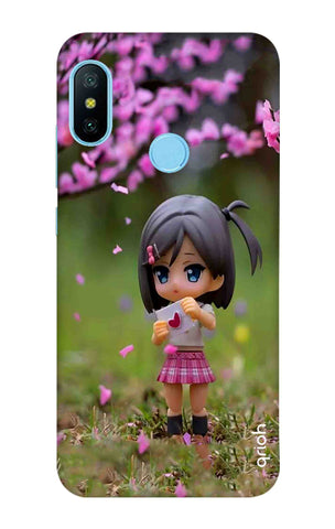 Cute Girl Xiaomi Redmi 6 Pro Cases & Covers Online