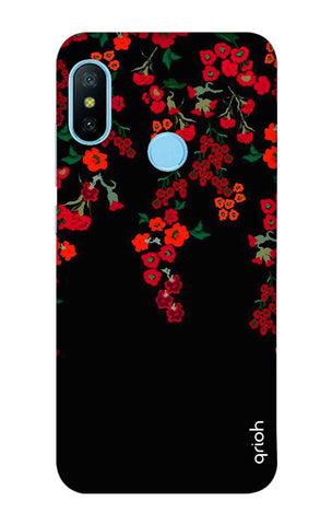 Floral Deco Xiaomi Redmi 6 Pro Cases & Covers Online