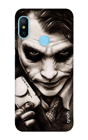 Why So Serious Xiaomi Redmi 6 Pro Cases & Covers Online