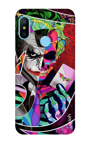 Color Pop Joker Xiaomi Redmi 6 Pro Cases & Covers Online
