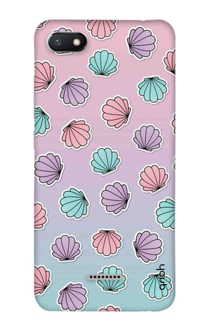 Gradient Flowers Xiaomi Redmi 6A Cases & Covers Online