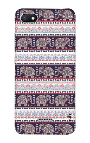 Elephant Pattern Xiaomi Redmi 6A Cases & Covers Online