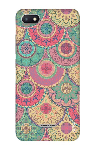 Colorful Mandala Xiaomi Redmi 6A Cases & Covers Online