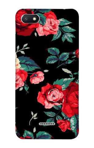 Wild Flowers Xiaomi Redmi 6A Cases & Covers Online