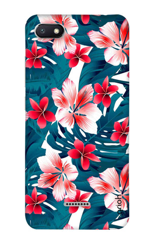 Floral Jungle Xiaomi Redmi 6A Cases & Covers Online
