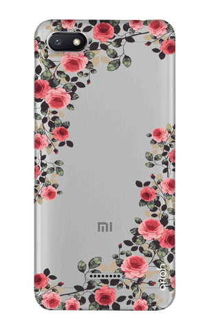 Floral French Xiaomi Redmi 6A Cases & Covers Online
