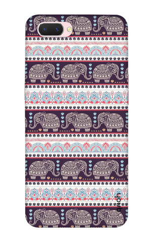 Elephant Pattern Oppo A5 Cases & Covers Online