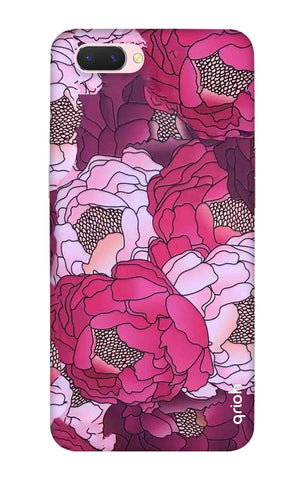 Vector Floral Oppo A5 Cases & Covers Online