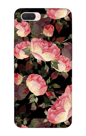 Watercolor Roses Oppo A5 Cases & Covers Online