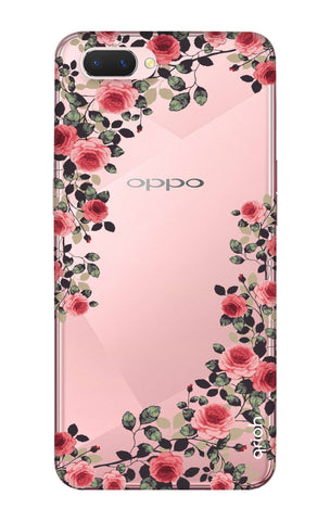 Floral French Oppo A5 Cases & Covers Online