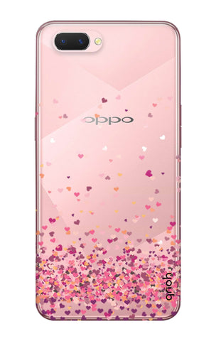 Cluster Of Hearts Oppo A5 Cases & Covers Online