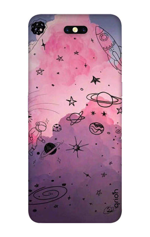 Space Doodles Art Oppo Find X Cases & Covers Online