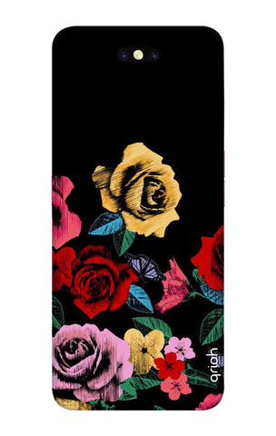 Colorful Flowers Oppo Find X Cases & Covers Online