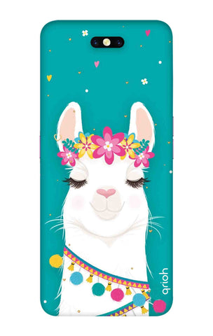 Cute Llama Oppo Find X Cases & Covers Online