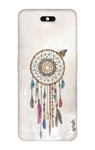 Butterfly Dream Catcher Oppo Find X Cases & Covers Online