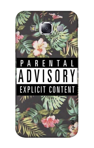 Tumblr Content Samsung E5 Cases & Covers Online