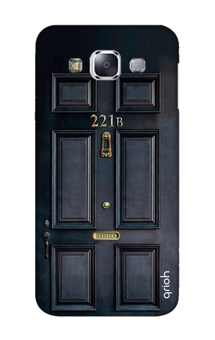 Baker Street Door Samsung E5 Cases & Covers Online