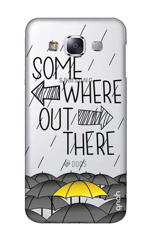 Somewhere Out There Samsung E5 Cases & Covers Online