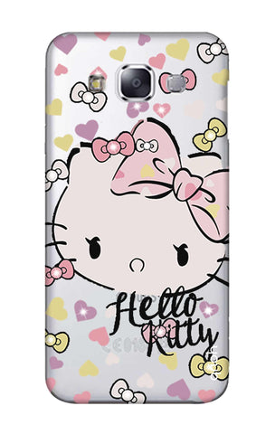 Bling Kitty Samsung E5 Cases & Covers Online