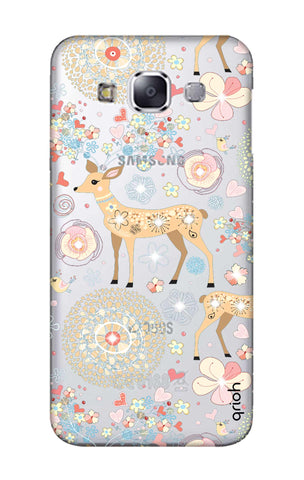 Bling Deer Samsung E5 Cases & Covers Online