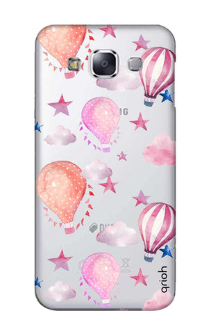 Flying Balloons Samsung E5 Cases & Covers Online