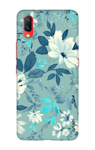 White Lillies Vivo NEX Cases & Covers Online