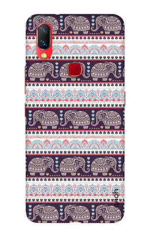 Elephant Pattern Vivo NEX A Cases & Covers Online