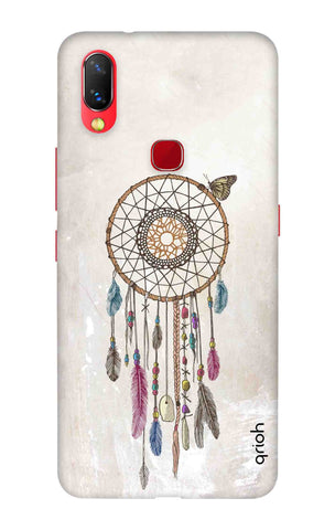 Butterfly Dream Catcher Vivo NEX A Cases & Covers Online