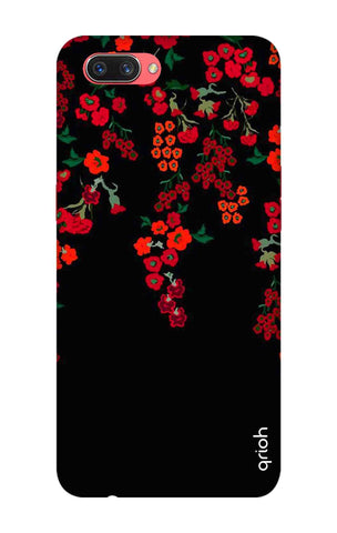 Floral Deco Oppo A3s Cases & Covers Online