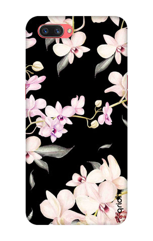 Seamless Flowers Oppo A3s Cases & Covers Online