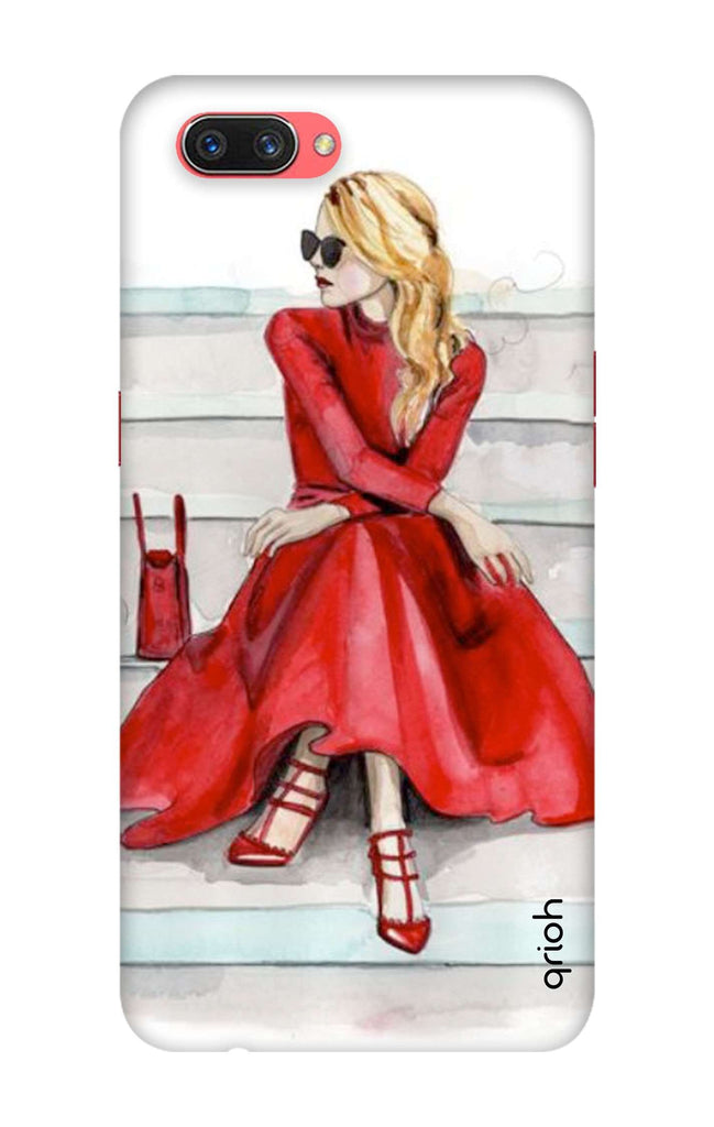 separation shoes f5605 c5733 Definite Diva Case for Oppo A3s