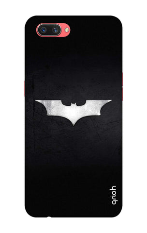 Grunge Dark Knight Oppo A3s Cases & Covers Online