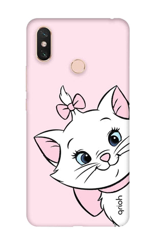 Cute Kitty Xiaomi Mi Max 3 Cases & Covers Online