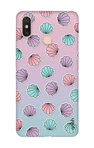 Gradient Flowers Xiaomi Mi Max 3 Cases & Covers Online