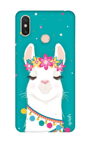 Cute Llama Xiaomi Mi Max 3 Cases & Covers Online