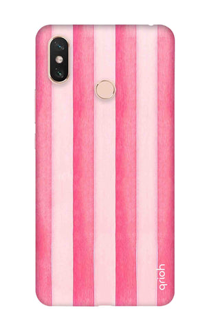 Painted Stripe Xiaomi Mi Max 3 Cases & Covers Online
