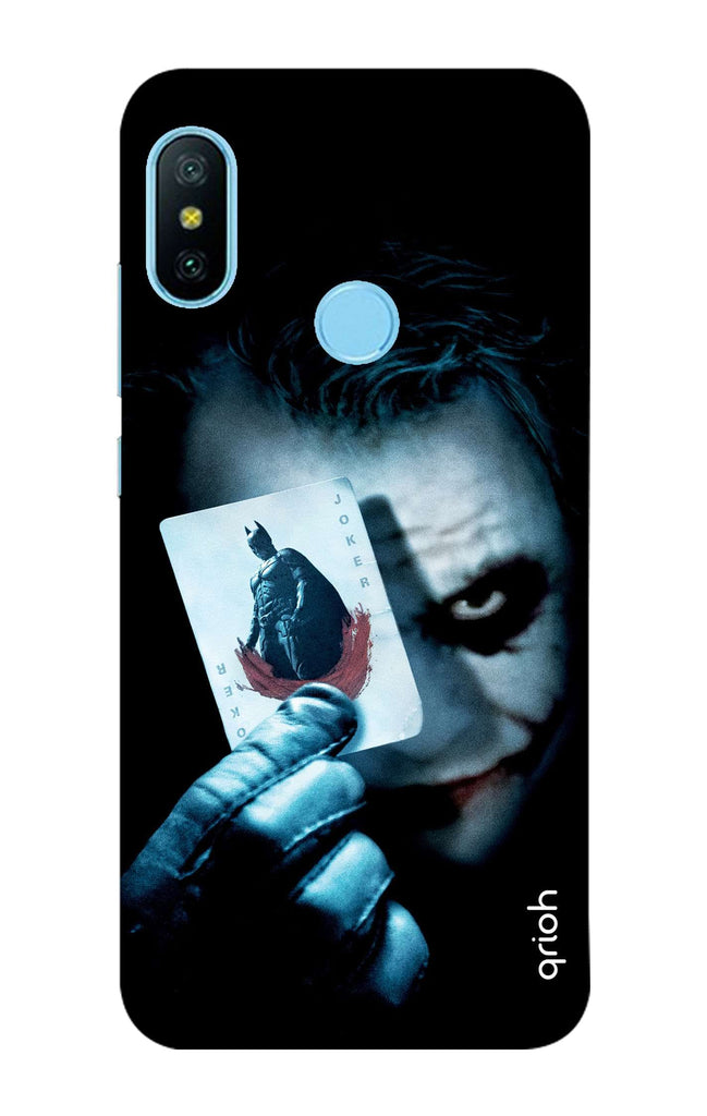 finest selection 737ef aed65 Joker Hunt Case for Xiaomi Mi A2 Lite