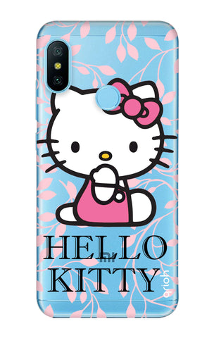 Hello Kitty Floral Xiaomi Mi A2 Lite Cases & Covers Online