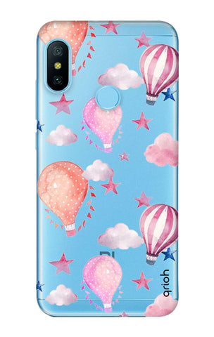 Flying Balloons Xiaomi Mi A2 Lite Cases & Covers Online