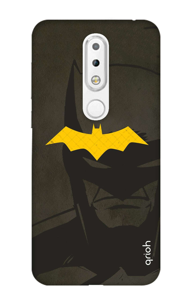 low priced 9bc2a e1091 Batman Mystery Case for Nokia 5.1 Plus