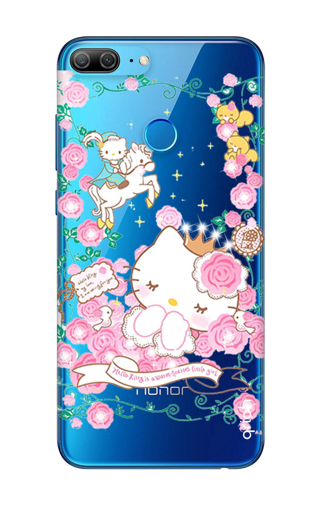 online store 7b767 3c225 Sleepy Kitty Case for Honor 9N