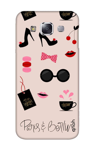 Paris And Berlin Samsung E7 Cases & Covers Online