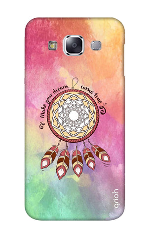Keep Dreaming Samsung E7 Cases & Covers Online
